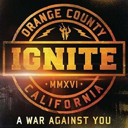IGNITE - War Against You (W/cd) (2LP)