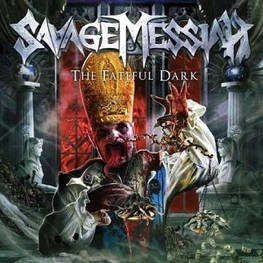SAVAGE MESSIAH - Fateful Dark (Uk) (LP)