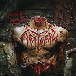 OBITUARY - Inked In Blood (Swamp Green Coloured Vinyl) (2LP)