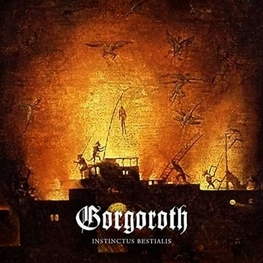 GORGOROTH - Instinctus Bestialis: Limited (Ltd) (Uk) (LP)