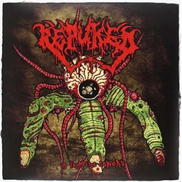 REPUKED - Up From The Sewers (LP)