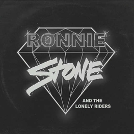 RONNIE / LONELY RIDERS STONE - Motorcycle Yearbook (Dlcd) (LP)