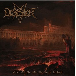 DESASTER - Oath Of An Iron Ritual (CD)