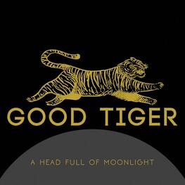 GOOD TIGER - Head Full Of Moonlight (CD)