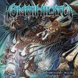 OMNIHILITY - Dominion Of Misery (CD)