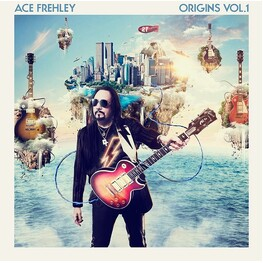 ACE FREHLEY - Origins Vol. 1 (CD)