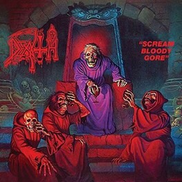DEATH (FLORIDA) - Scream Bloody Gore (LP)