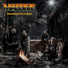 MASSIVE - Destination Somewhere (CD)