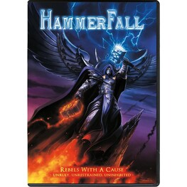 HAMMERFALL - Rebels With A Cause: Unruly, Unrestrained, Uninhibited (2 DVD)