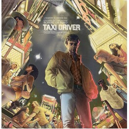 SOUNDTRACK, BERNARD HERRMANN - Taxi Driver: Original Soundtrack Recording (Limited Taxi Yellow Coloured Vinyl) (2LP)