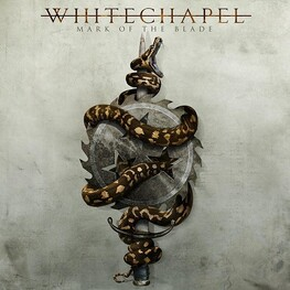 WHITECHAPEL - Mark Of The Blade (Vinyl) (LP)