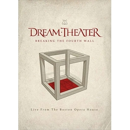 DREAM THEATER - Breaking The Fourth Wall (Live From The Boston Ope (Blu-Ray)