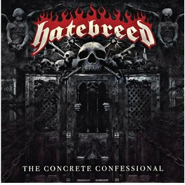 HATEBREED - Concrete Confessional (CD)