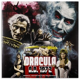 MIKE VICKERS, SOUNDTRACK - Dracula A.D. 1972 - Original Motion Picture Soundtrack (Vinyl) (LP)