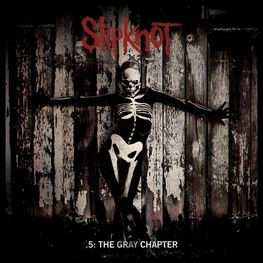 SLIPKNOT - 5: The Gray Chapter (Deluxe) (2CD)