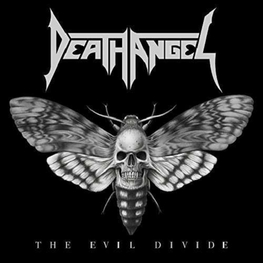 DEATH ANGEL - The Evil Divide (CD)