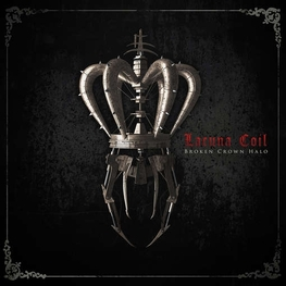LACUNA COIL - Broken Crown Halo (CD)