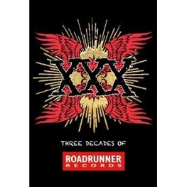VARIOUS ARTISTS - Xxx: Three Decades Of Roadrunner Records (CD)