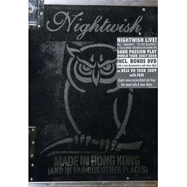 NIGHTWISH - Made In Hong Kong (Bonus Dvd) (2 DVD)