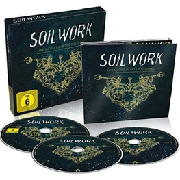 SOILWORK - Live In The Heart Of Helsinki (Bonus Dvd) (Dig) (3CD)