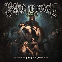 CRADLE OF FILTH - Hammer Of The Witches (Bonus Tracks) (Ltd) (Dig) (CD)