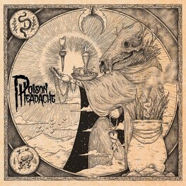 POISON HEADACHE - Poison Headache (CD)