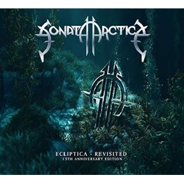 SONATA ARCTICA - Ecliptica Revisted: 15th Anniv (CD)