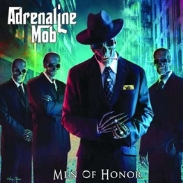 ADRENALINE MOB - Men Of Honor -ltd- (CD)