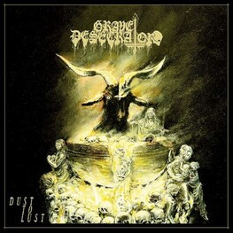 GRAVE DESECRATOR - Dust To Lust (Yellow Vinyl) (2LP)