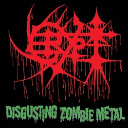 CRYPT - Disgusting Zombie Metal (3CD)