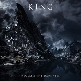 KING - Reclaim The Darkness (Clear Blue Vinyl) (LP)