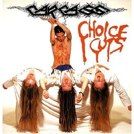 CARCASS - Choice Cuts (2LP)