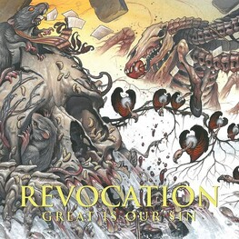 REVOCATION - Great Is Our Sin (Vinyl) (LP)