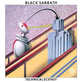 BLACK SABBATH - Technical Ecstasy (White Coloured Vinyl - Limited 180 Gram) (LP)