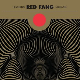 RED FANG - Only Ghosts (CD)