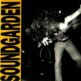 SOUNDGARDEN - Louder Than Love (Vinyl) (LP)