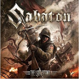 SABATON - Last Stand: Limited Digibook Edition (Cd+dvd) (CD + DVD)