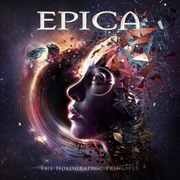 EPICA - Holographic Principle: Deluxe Earbook Edition (3CD)