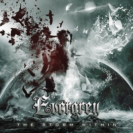 EVERGREY - Storm Within (Clear Red Coloured Vinyl) (2LP)
