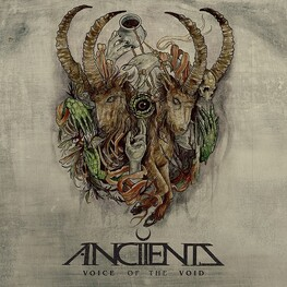 ANCIIENTS - Voice Of The Void (CD)