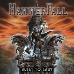 HAMMERFALL - Built To Last: Deluxe Mediabook Edition (CD + DVD)
