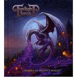 TWILIGHT FORCE - Heroes Of Mighty Magic (2cd Digibook) (2CD)