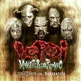 LORDI - Monstereophonic (Theaterror Vs (CD)