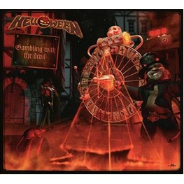 HELLOWEEN - Gambling With The Devil (Digi) (CD)