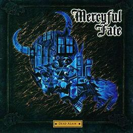 MERCYFUL FATE - Dead Again (Blue) (Colv) (2LP)