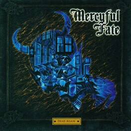 MERCYFUL FATE - Into The Unknown (Limited Transparent Gold Coloured Vinyl) (LP)