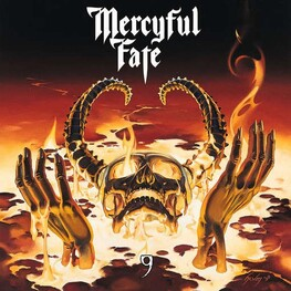 MERCYFUL FATE - 9 (Colv) (Red) (LP)
