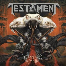 TESTAMENT - Brotherhood Of The Snake (Digipak Edition) (CD)
