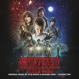 KYLE DIXON & MICHAEL STEIN, SOUNDTRACK - Stranger Things: A Netflix Original Series Vol. 2 (Limited Coloured Vinyl) (2LP)