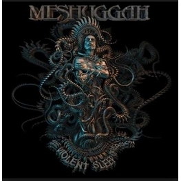 MESHUGGAH - Violent Sleep Of Reason (Blk) (Colv) (Gate) (2LP)